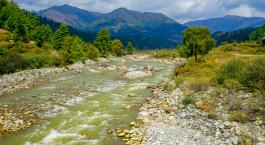 Reiseziel Tang-Tal von Bumthang Bhutan
