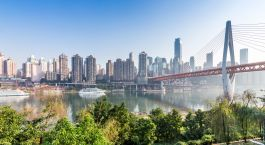 Destination Chongqing China