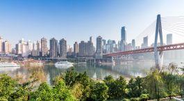 Reiseziel Chongqing China