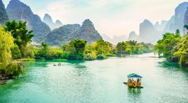 Reiseziel Guilin China