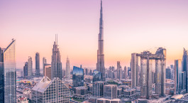 Destination Dubai United Arab Emirates