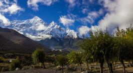 Reiseziel Jomsom Nepal