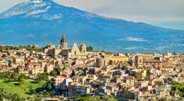 Destination Catania Italy