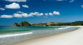 Reiseziel Te Arai Neuseeland