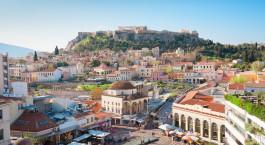Reiseziel Athen Griechenland