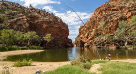 Reiseziel Alice Springs Australien