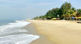 Reiseziel Marari Strand Südindien