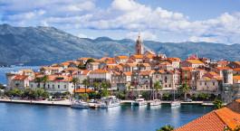 Reiseziel Korcula Kroatien & Slowenien