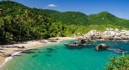 Reiseziel Tayrona Kolumbien
