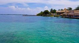 Reiseziel Isla Múcura Kolumbien