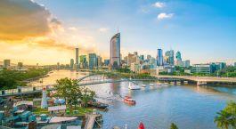 Reiseziel Brisbane Australien
