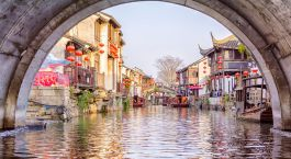 Destination Suzhou China