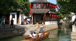 Destination Tongli China