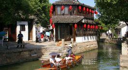 Reiseziel Tongli China