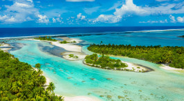 Reiseziel Rangiroa Französisch Polynesien