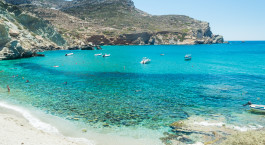 Destination Folegandros Greece