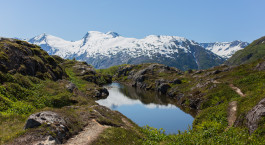 Destination Whittier Alaska