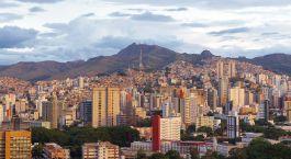 Reiseziel Belo Horizonte Brasilien