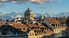 Destination Bern Switzerland