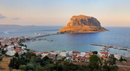Reiseziel Monemvasia Griechenland