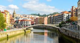 Destination Bilbao Spain