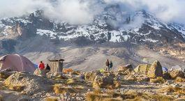 Destination Mt. Kilimanjaro Tanzania