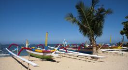Reiseziel Bali, Sanur Indonesien