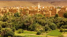 Reiseziel Skoura Marokko