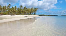 Reiseziel Songo Songo Archipel Tansania