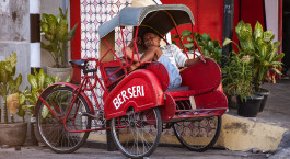 Reiseziel Java,Solo Indonesien