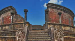 Reiseziel Polonnaruwa Sri Lanka