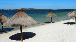Reiseziel Bilene Mosambik