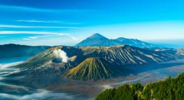 Reiseziel Java, Bromo Indonesien