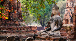 Reiseziel Ayutthaya Thailand