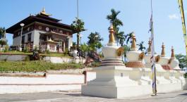 Reiseziel Phuentsholing Bhutan