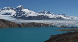 Reiseziel Glaciar Upsala Argentinien