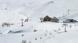 Reiseziel Valle Nevado Chile