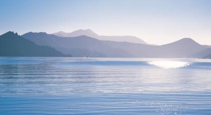 Marlborough Sounds in Neuseeland