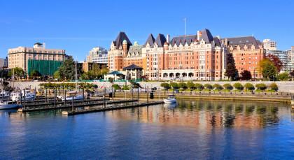 Destination Victoria in Canada