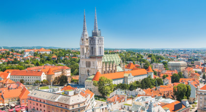 Destination Zagreb in Croatia & Slovenia