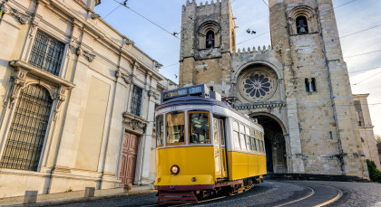 Destination Lisbon in Portugal