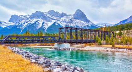 Destination Canmore in Canada