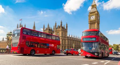 Destination London in UK & Ireland
