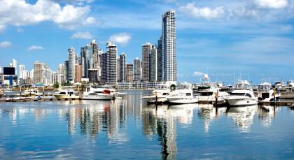 Panama Stadt in Panama