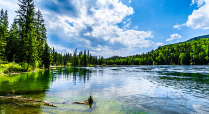 Clearwater in Kanada