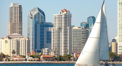 Destination San Diego in USA