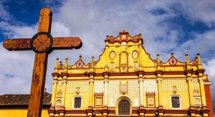 San Cristóbal de las Casas in Mexiko