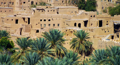 Destination Jebel Shams & Al Hamra in Oman