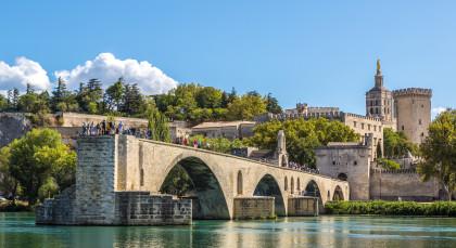 Destination Avignon in France