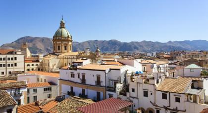 Palermo in Italien